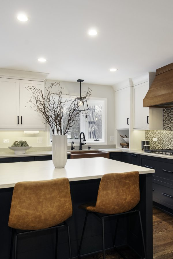 Kitchen with Designer Details 2020