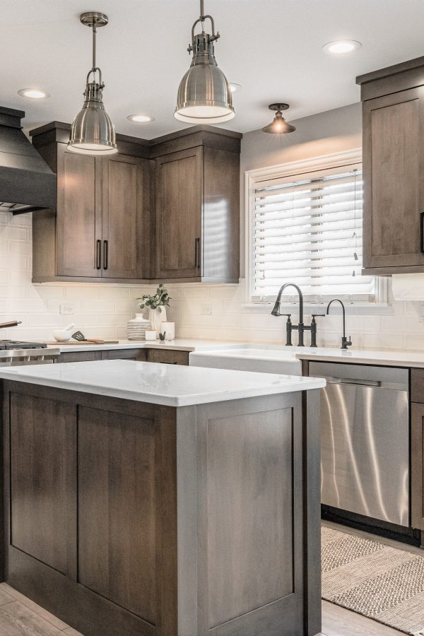 Kitchen designed and built by Kane Home Cabinetry and Design